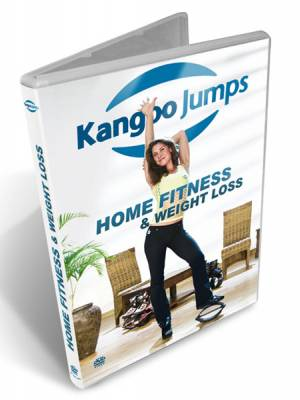 DVD Home Fitness & Weight Loss